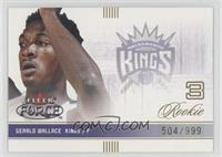 Gerald Wallace #/999