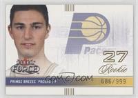 Primoz Brezec #/999