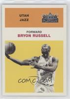 Bryon Russell #/201