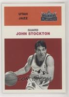 John Stockton [PoortoFair] #/201