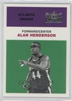 Alan Henderson /201