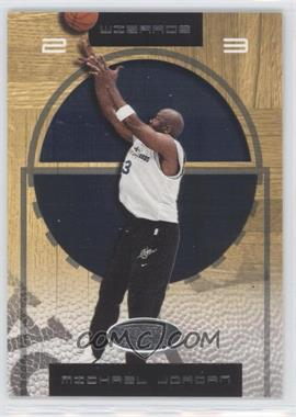 2001-02 NBA Hoops Hot Prospects - [Base] #17 - Michael Jordan