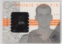 Rookie Film F/X - Kirk Haston /550