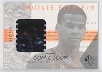 Rookie Film F/X - Joseph Forte #/550