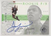 Autographed Rookie F/X - Jeff Trepagnier [EXtoNM] #/1,525