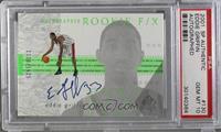 Autographed Rookie F/X - Eddie Griffin /1525 [BGS10]