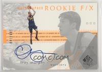 Autographed Rookie F/X - Troy Murphy /700