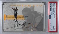 Autographed Rookie F/X - Tony Parker /700 [PSA9MINT]