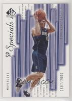 SP Specials - Dirk Nowitzki #/2,000