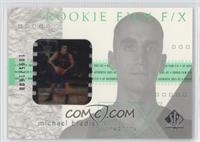 Rookie Film F/X - Michael Bradley #/1,600