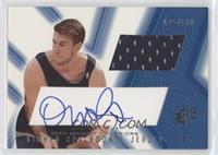 Signed Rookie Jersey - Troy Murphy (Blue) /800