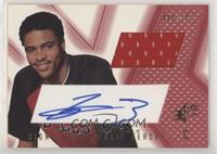 Signed Rookie Jersey - Tyson Chandler (Red) #89/250