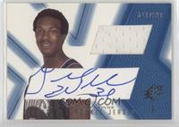 Signed Rookie Jersey - Gerald Wallace (Blue) /800