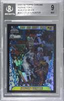 Steven Hunter [BGS 9 MINT] #/50