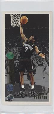2001-02 Topps High Topps - [Base] #8 - Terrell Brandon