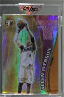Allen Iverson /50 [Uncirculated]