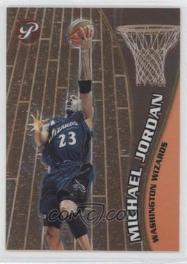 2001-02 Topps Pristine - [Base] #6 - Michael Jordan