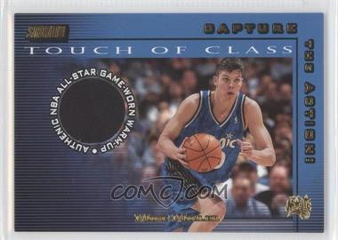 2001-02 Topps Stadium Club - Touch of Class #TC-MM - Mike Miller