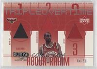Shareef Abdur-Rahim #/50