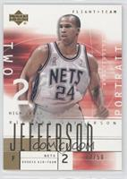 Richard Jefferson (Portrait) /50