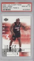 Mike James (High Performance) /500 [PSA 10]