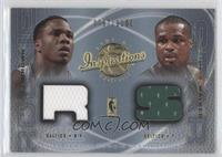 Kedrick Brown, Antoine Walker /1100