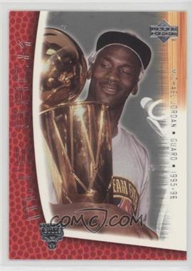2001-02 Upper Deck MJ'S Back - [Base] #MJ-88 - Michael Jordan