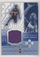 Ray Allen [EX to NM] #/250