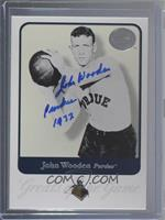 John Wooden [PSA/DNA Certified COA Sticker]