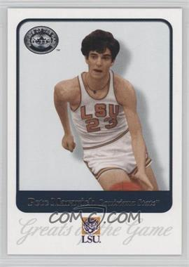 2001 Fleer Greats of the Game - [Base] #62 - Pete Maravich