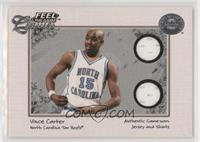 Vince Carter (Dual Swatch, White Jersey)