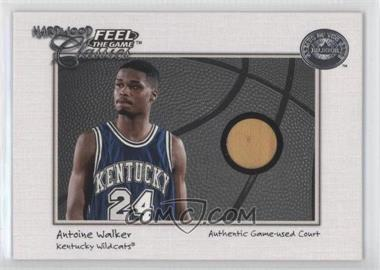 2001 Fleer Greats of the Game - Feel the Game Hardwood Classics #ANWA - Antoine Walker