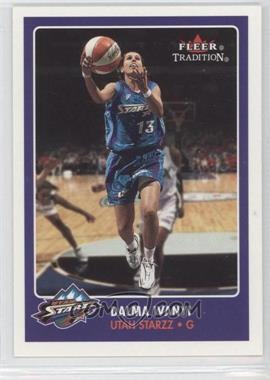2001 Fleer Tradition - [Base] #102 - Dalma Ivanyi