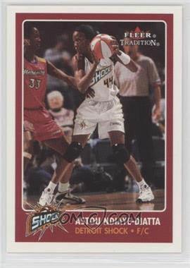 2001 Fleer Tradition - [Base] #23 - Astou Ndiaye-Diatta