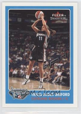 2001 Fleer Tradition - [Base] #33 - Tricia Bader Binford
