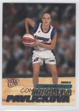 2001 Fleer Ultra WNBA - [Base] #150 - Michaela Pavlickova