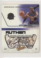 Vince Carter [Noted]