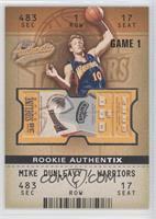 Mike Dunleavy Jr. #/1,250