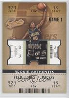 Fred Jones #/1,250