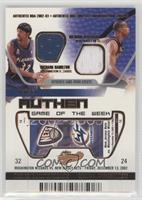 Richard Hamilton, Richard Jefferson #/50