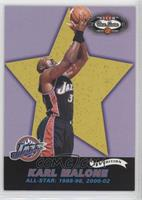 Karl Malone [Noted] #/100