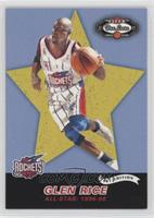 Glen Rice [Noted] #/100