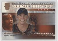 Mike Dunleavy, Vince Carter /99