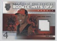 Rookie Hats Off Shorts - Caron Butler /350