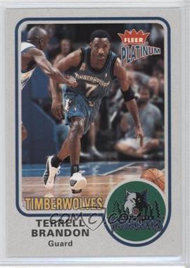 2002-03 Fleer Platinum - [Base] #78 - Terrell Brandon