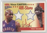 Vince Carter, Tracy McGrady /250