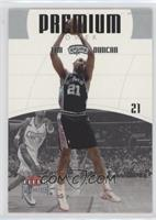 Tim Duncan /1000