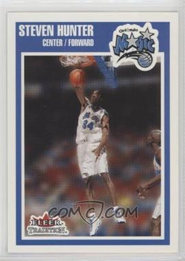 2002-03 Fleer Tradition - [Base] #111 - Steven Hunter