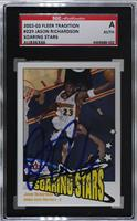 Jason Richardson [SGC Authentic Authentic]