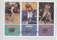 Pat Burke, Nate Huffman, Robert Archibald